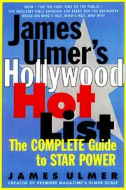 Cover of: James Ulmer