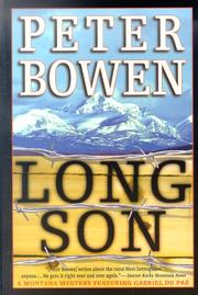 Cover of: Long Son (Montana Mysteries Featuring Gabriel Du Pre)