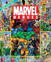 Cover of: Marvel Heroes (Look and Find (Publications International))