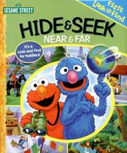 Cover of: Sesame Street Hide & Seek