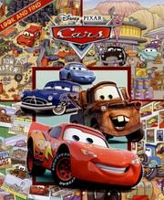 Cover of: Cars (Look and Find (Publications International)) | Caleb Burroughs