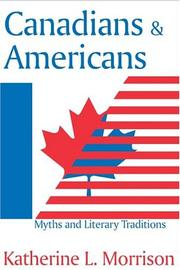 Cover of: Canadians and Americans