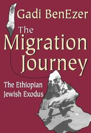 Cover of: The Migration Journey