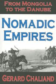 Cover of: Nomadic Empires by Gérard Chaliand