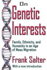 Cover of: On Genetic Interests