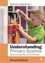Cover of: Understanding Primary Science
