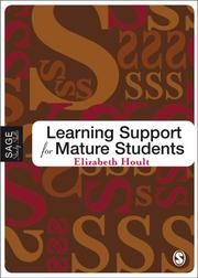 Cover of: Learning Support for Mature Students