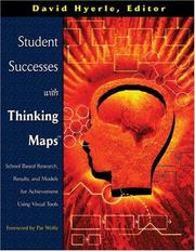 Cover of: Student Successes With Thinking Maps(R)