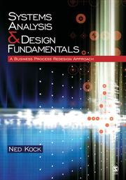 Cover of: Systems Analysis & Design Fundamentals