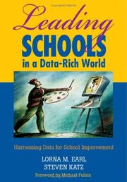 Cover of: Leading schools in a data-rich world
