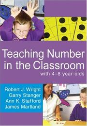 Cover of: Teaching Number in the Classroom with 4-8 year olds