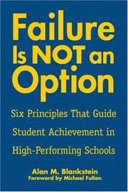 Cover of: Failure Is Not an Option(TM)