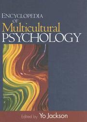 Cover of: Encyclopedia of Multicultural Psychology