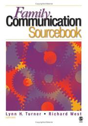 Cover of: The family communication sourcebook