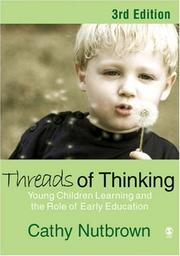 Cover of: Threads of Thinking