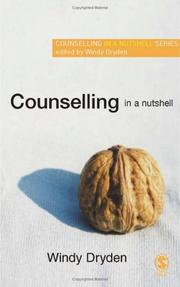 Cover of: Counselling in a Nutshell | Windy Dryden