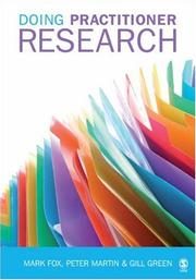 Cover of: Doing practitioner research