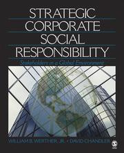 Cover of: Strategic Corporate Social Responsibility | William B. Werther Jr.