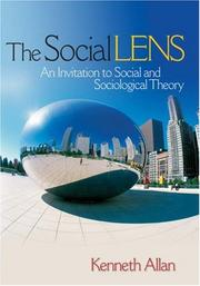 Cover of: The Social Lens