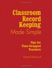 Cover of: Classroom Record Keeping Made Simple
