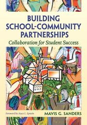 Cover of: Building school-community partnerships: collaboration for student success