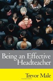 Cover of: Being an Effective Headteacher