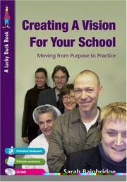 Cover of: Creating a Vision for Your School