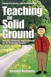 Cover of: Teaching on Solid Ground