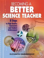 Cover of: Becoming a Better Science Teacher