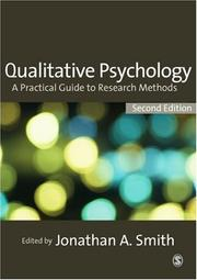 Cover of: Qualitative Psychology | Jonathan Smith