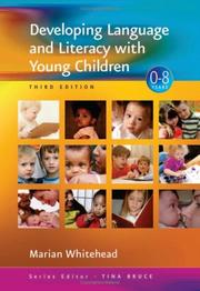 Cover of: Developing Language and Literacy with Young Children