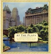 Cover of: At the Plaza | Curtis Gathje