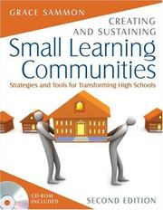 Cover of: Creating and Sustaining Small Learning Communities