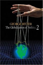 Cover of: The Globalization of Nothing 2