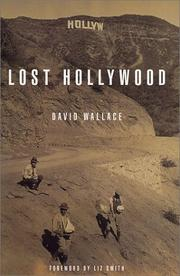 Cover of: Lost Hollywood | David Wallace