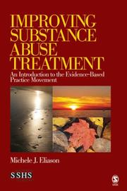 Cover of: Improving Substance Abuse Treatment