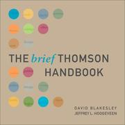 Cover of: The Brief Thomson Handbook | David Blakesley
