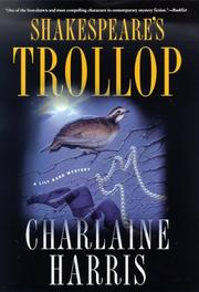 Cover of: Shakespeare's trollop