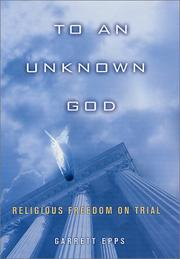 To an unknown God