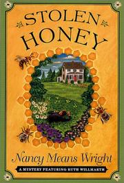 Cover of: Stolen honey