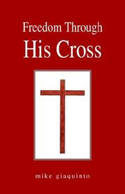 Cover of: His Cross