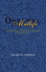 Cover of: Once upon a Midlife | Allan B. Chinen