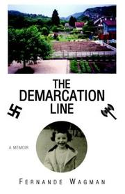 Cover of: The Demarcation Line