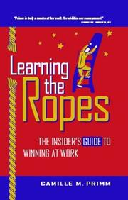 Cover of: Learning the Ropes