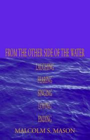 Cover of: From the Other Side of the Water
