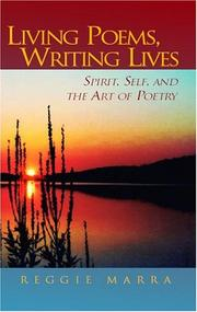 Cover of: Living Poems, Writing Lives