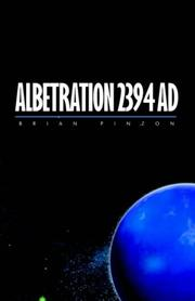 Cover of: Albetration 2394 AD