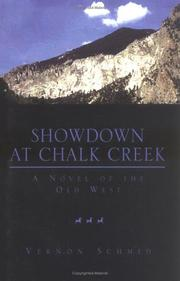 Cover of: Showdown Chalk Creek
