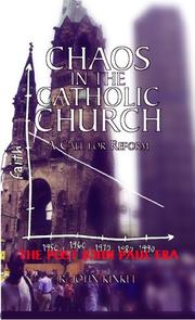 Cover of: Chaos in the Catholic Church