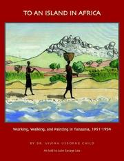 Cover of: To An Island in Africa